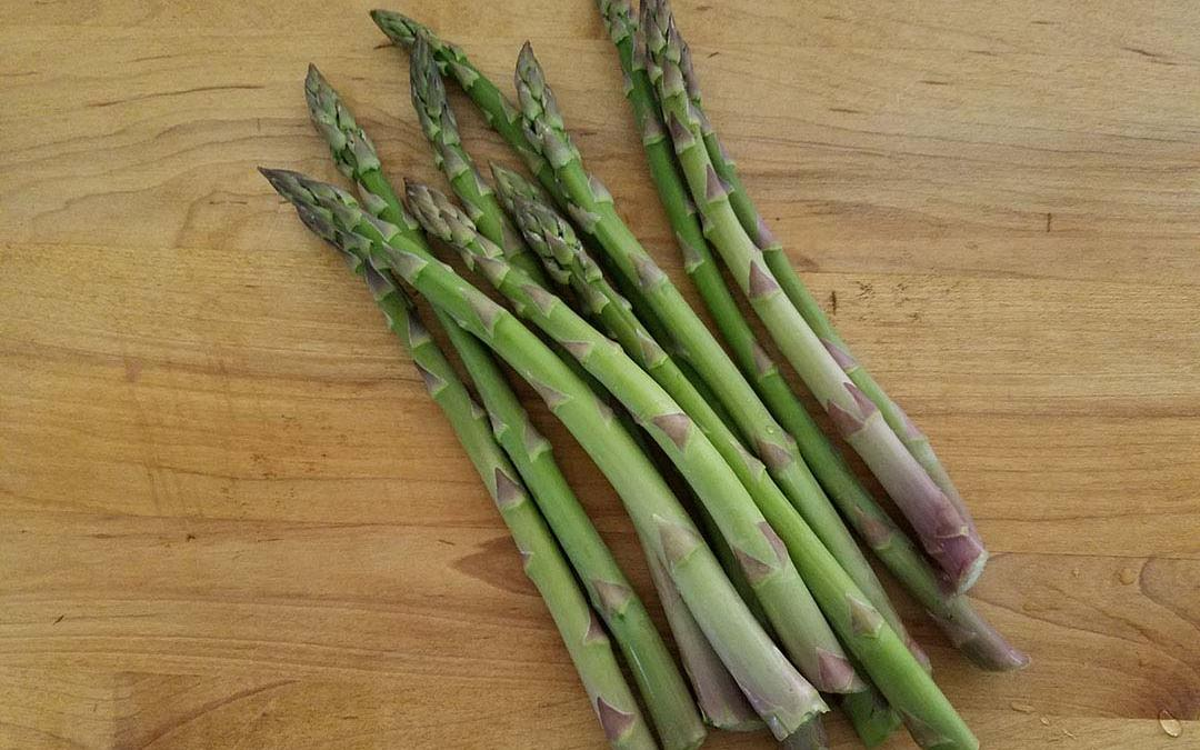 Asparagus from My Garden