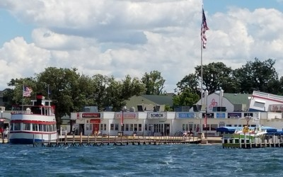 A Day at Lake Okoboji