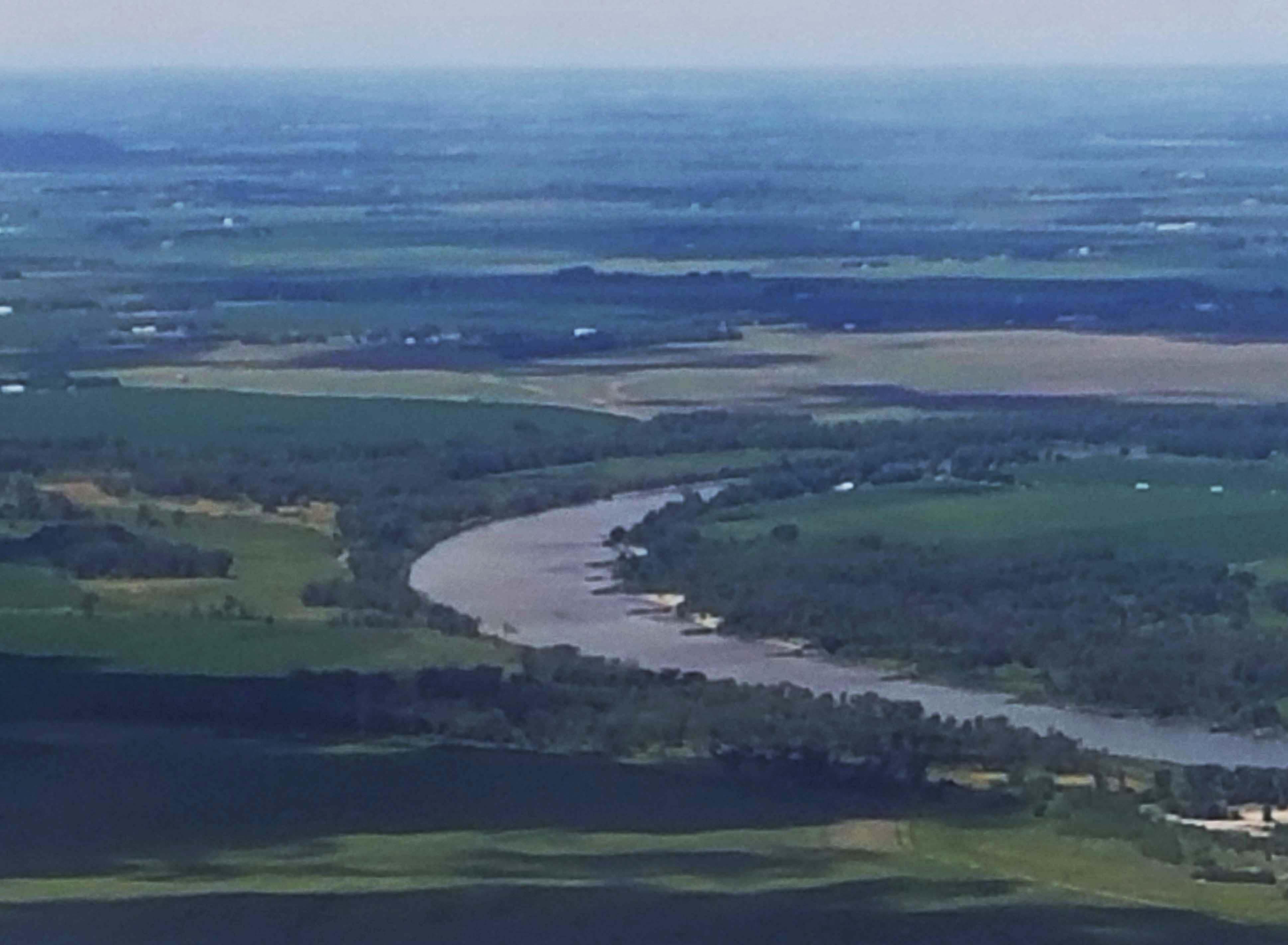 Quick trip to Iowa - Missouri River