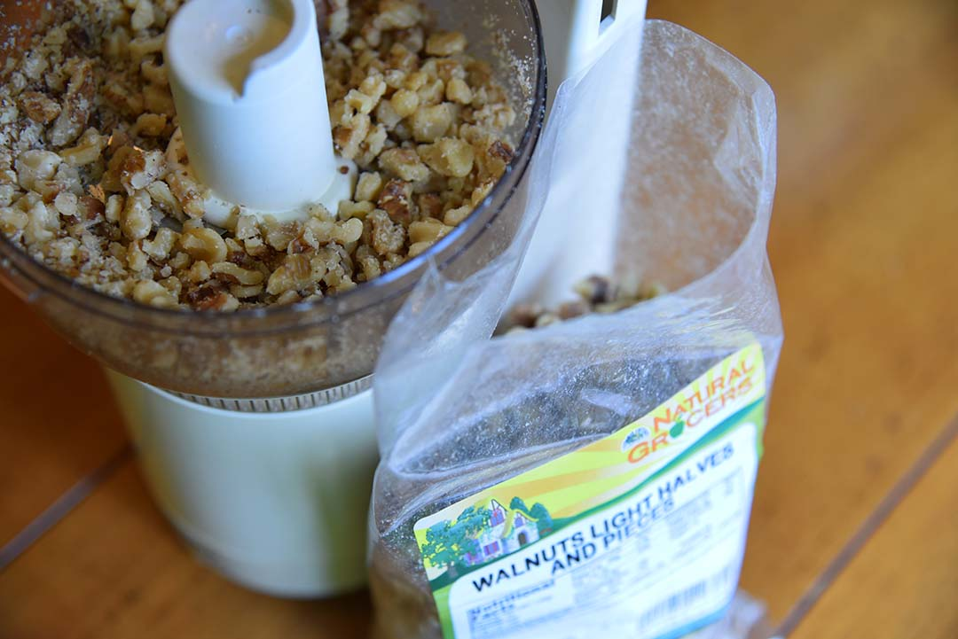 Tara's Homemade Granola - chopped nuts