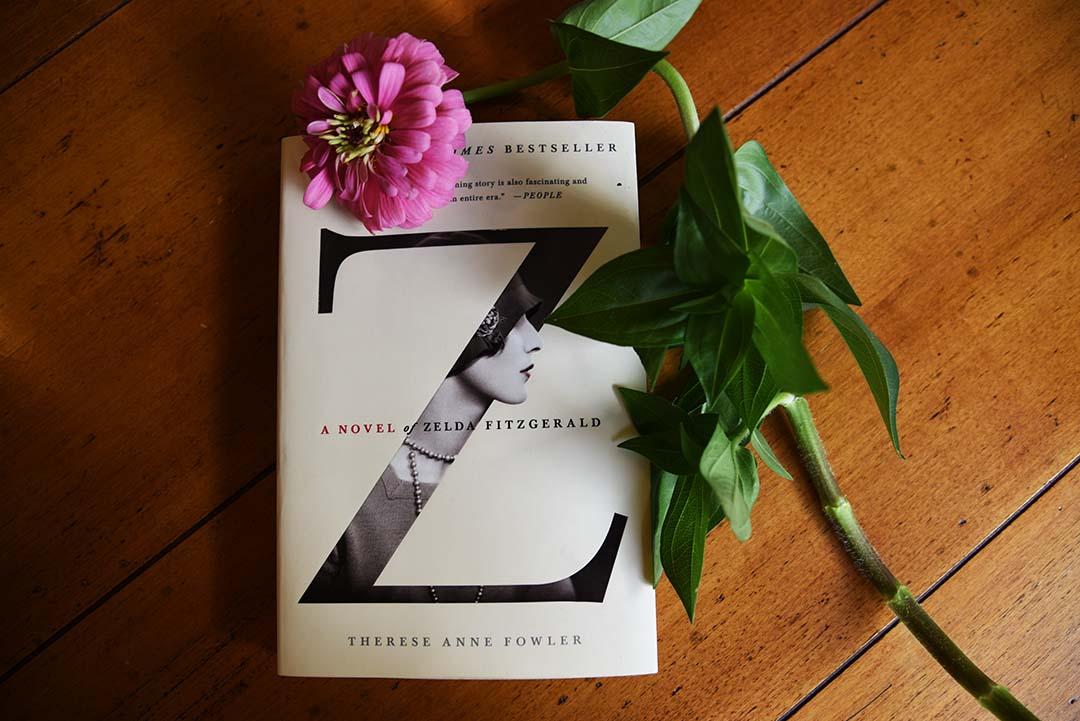 Z: A Novel of Zelda Fitzgerald - book review-1
