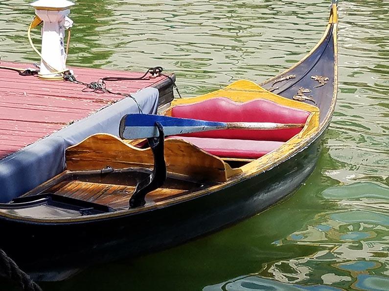 Adventure Girlfriends Whirlwind Trip to Europe - Venice Italy - gondola