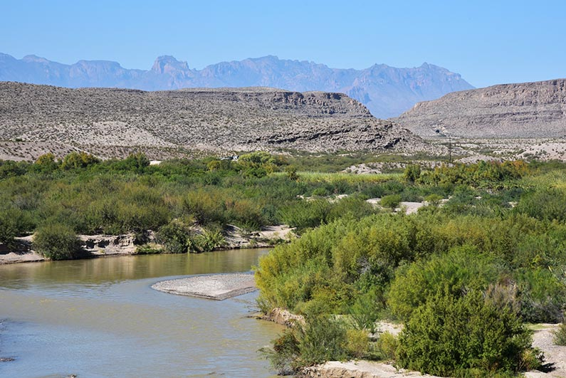33 - 2017-11-07 Trip to Big Bend - Rio Grande - Boquillas - 2