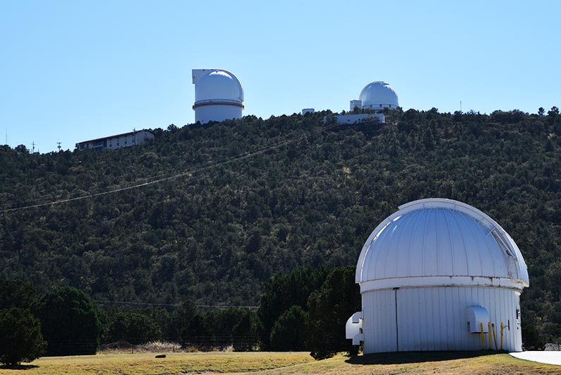 8 - 2017-11-07 Trip to Big Bend - McDonald Observatory - 4