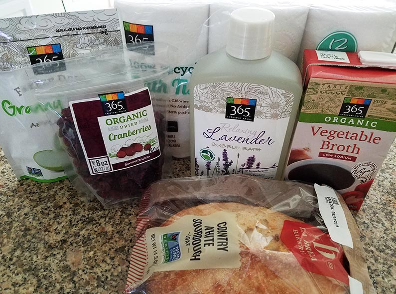 AmazonFresh Grocery Delivery - other items