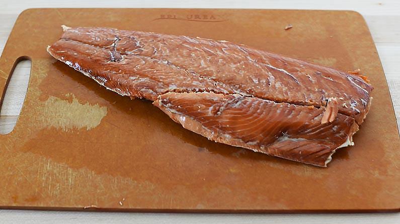 Smoked Salmon Dip 5
