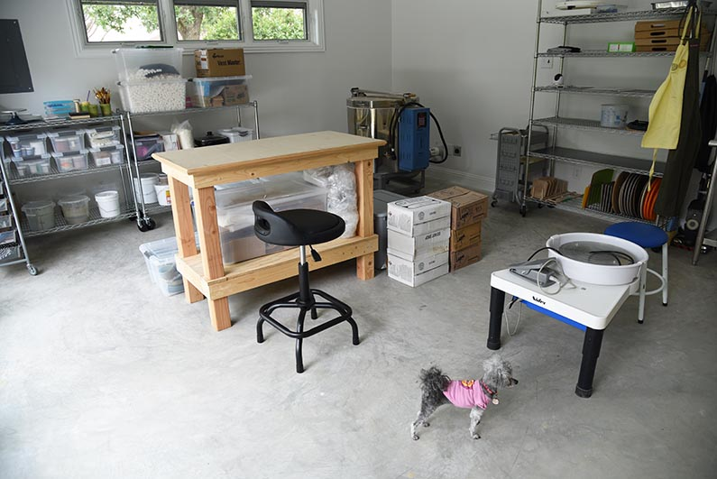 New Pottery Studio 21